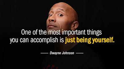 Dwayne Johnson The Rock Quotes
