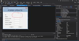 Menambah Updute Databse Visual Basic