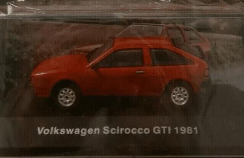 volkswagen scirocco gti 1981 deagostini, volkswagen scirocco gti 1981 1:43, volkswagen scirocco gti 1981, volkswagen offizielle modell sammlung, vw offizielle modell sammlung