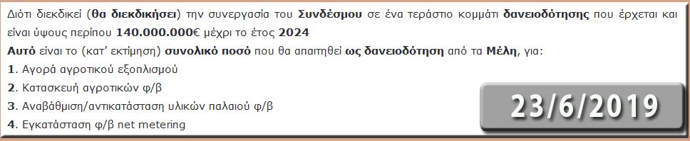 ΤΡΑΠΕΖΙΚΟ ΔΑΝΕΙΟ