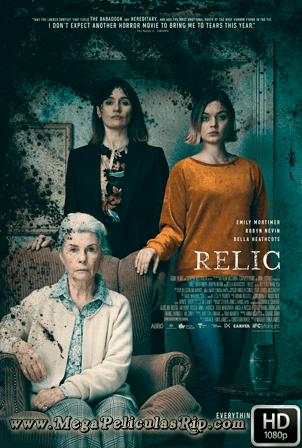 Relic [1080p] [Latino-Ingles] [MEGA]