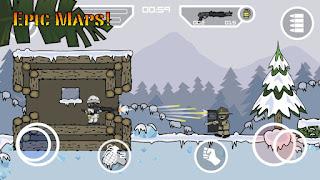 Doodle Army 2 Mini Militia Android Game
