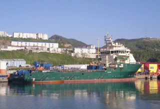 Supply Vessel Job Rank Master