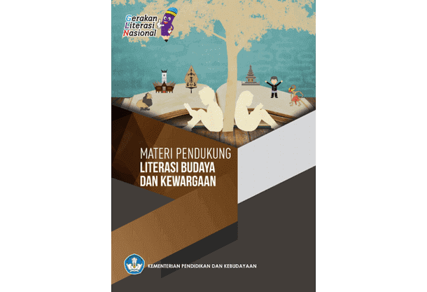 Buku Literasi Budaya dan Kewargaan (Materi Pendukung Gerakan Literasi Nasional)