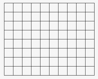 Grid of squares, grid