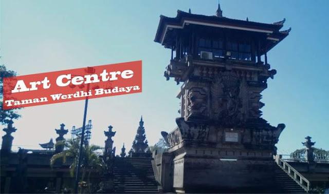 Art Centre atau Taman Werdhi Budaya Bali