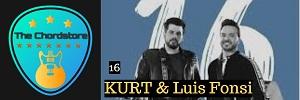 KURT - 16 Guitar Chords (ft. Luis Fonsi)