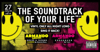 FIESTA The Soundtrack of your life ARMANDO