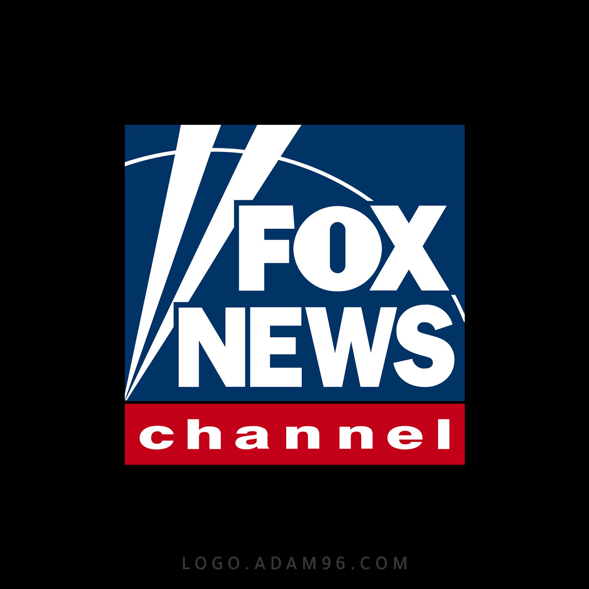 تحميل شعار قناة فوكس نيوز لوجو رسمي عالي الجودة PNG