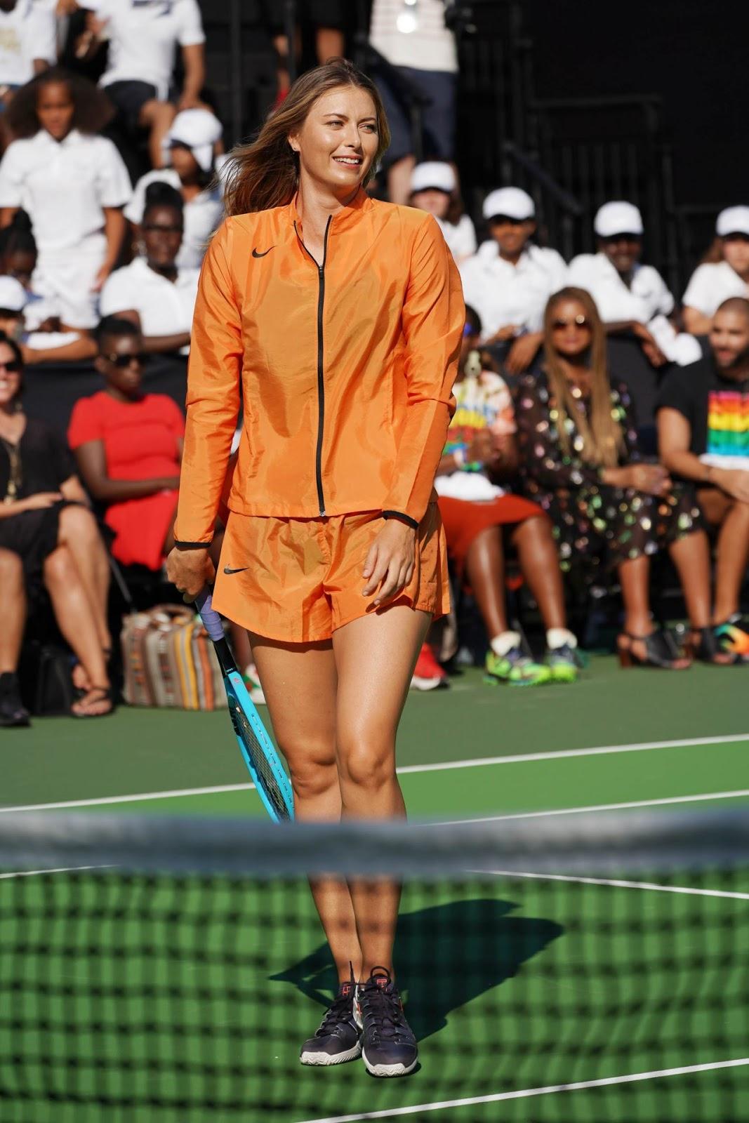 Maria Sharapova Taking a stroll in New York City - Celebzz