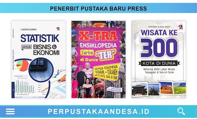 Daftar Judul Buku-Buku Penerbit Pustaka Baru Press