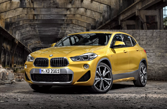 2018 BMW X2 xDrive28i Review
