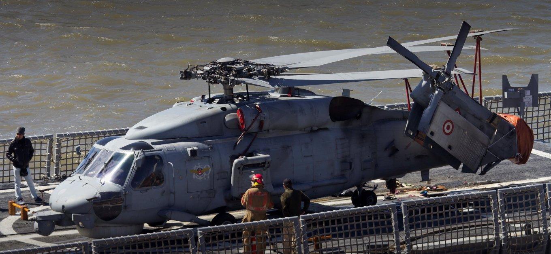 Черговий фейспалм від Міноборони: Корабельний Мі-2
