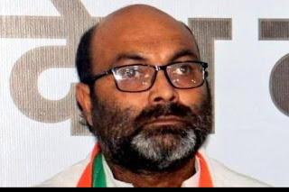 कांग्रेस अध्यक्ष अजय कुमार लल्लू का योगी सरकार पर तंज कहा -   गैंगस्टरों के लिए लखनऊ सुरक्षित स्थल