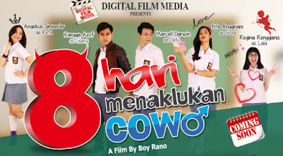 8 Hari Menaklukan Cowok 2016 Full Movie