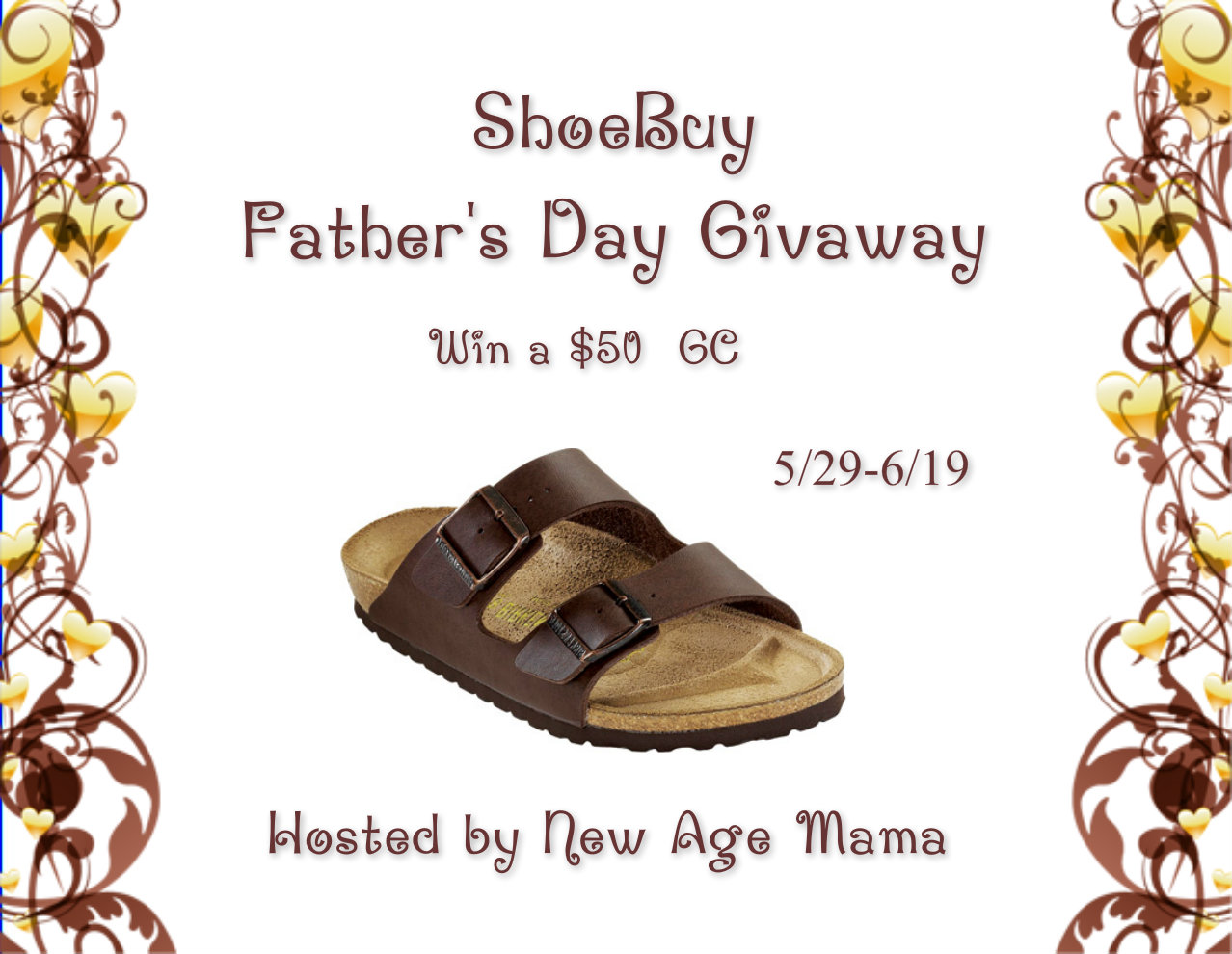 3d1bcfe22c03 New Age Mama  Father s Day Gift Guide -  50 Shoebuy Gift Card  Giveaway