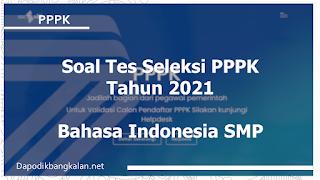soal-tes-seleksi-pppk-materi-soal-bahasa-indonesia-smp