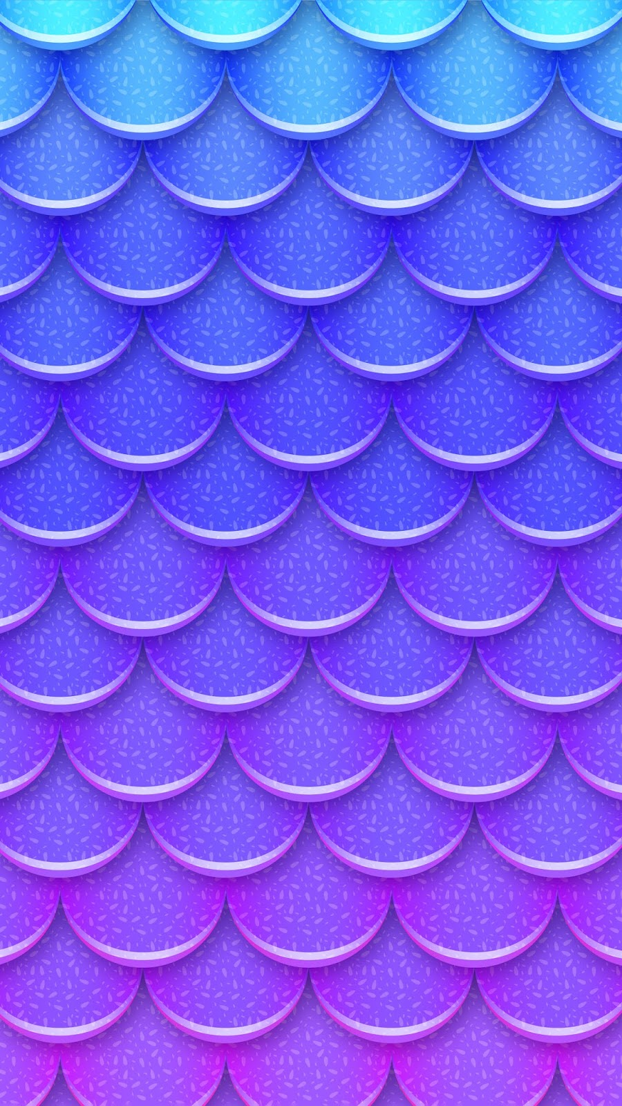 aesthetic holographic purple and blue background wallpaper in 4k vertical resolution