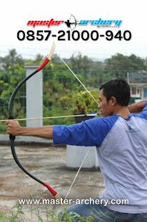 Beli Busur Panah Crossbow Tangerang - 0857 2100 0940 (Fitra)