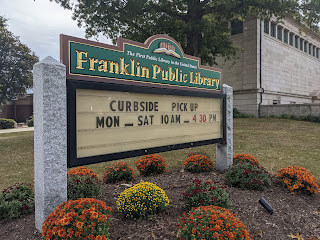 Franklin Public Library October 2020 News & Events