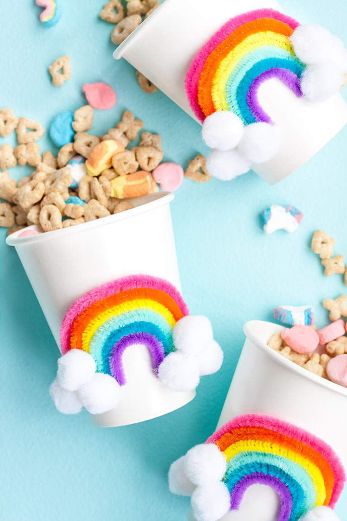 musings of an average mom rainbow birthday party