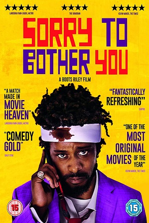 Sorry to Bother You (2018) Full Hindi Dual Audio Movie Download 480p 720p Bluray