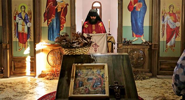 #Косово #Метохија #Божић #Православље #Епархија #Рашко_призренска #Егзил