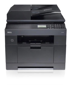dn Multifunction Monochrome Laser Printer Dell 2335DN Driver Downloads