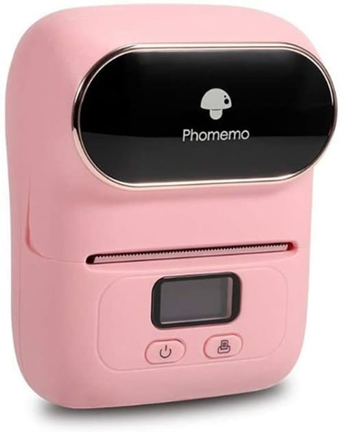 Review Phomemo PM-M110-FS Bluetooth Label Printer