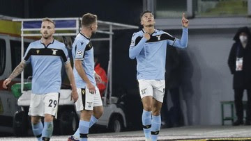 Liga Italia: Lazio Menang 3-0 atas Roma