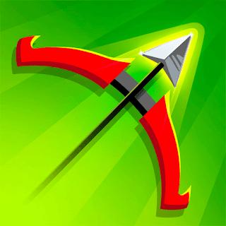 لعبة الرماية المثيرة أرشيرو مهكرة جاهزة مجانا، التهكير السرعة + الضرر + البقاء