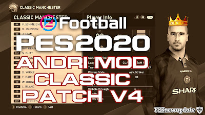 PES 2020 AIO CLASSIC PATCH by Andri Mod