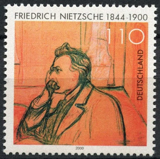 Germany 2000 Friedrich Nietzsche