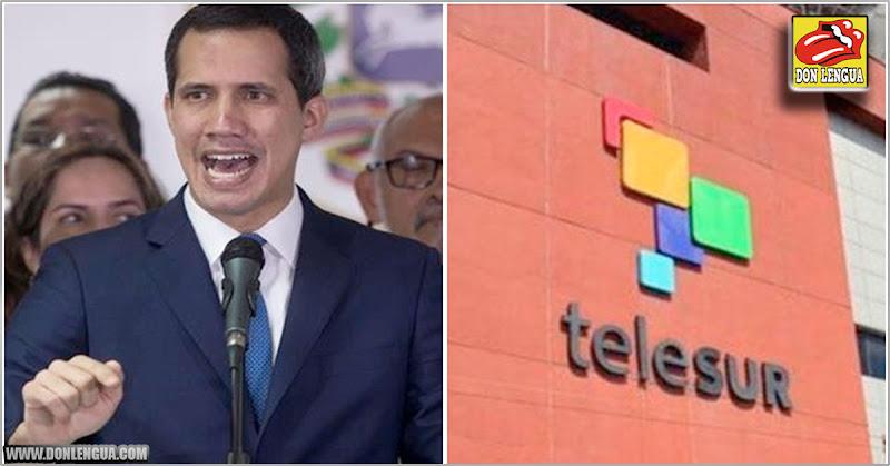 Guaidó anunció que recuperará la señal de TELESUR - Sin novedades de RCTV