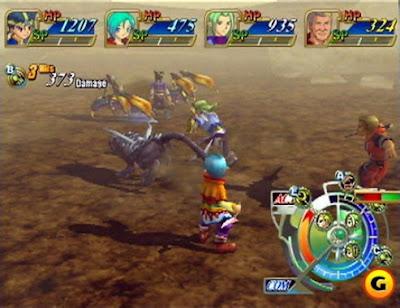 Grandia Xtreme (PS2) 2002