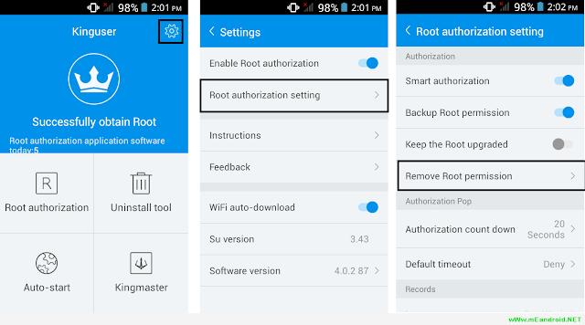 تحميل تطبيق كينج روت King Root أحدث إصدار مجاناً للاندرويد