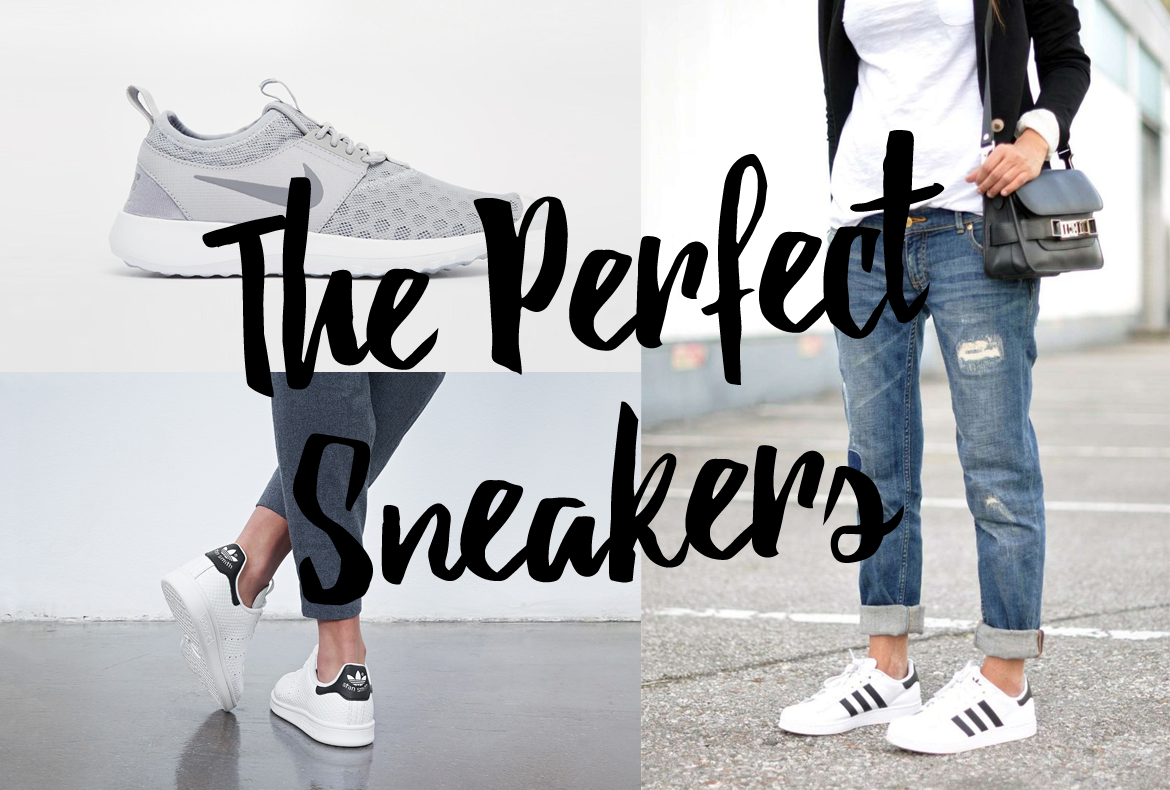 THE PERFECT SNEAKERS