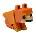Minecraft Series 14 Wolf Mini Figure