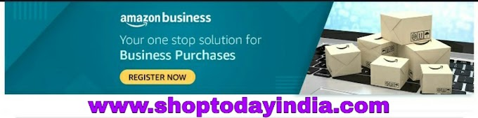 Amazon Business brings to you the one stop destination for all your Business needs