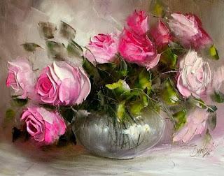 rosas-flores-con-espatula-cuadros-eva-bartosik