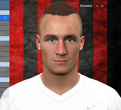 PES 2016 Miroslav Stoch (Slovakia) Face by Chiheb27
