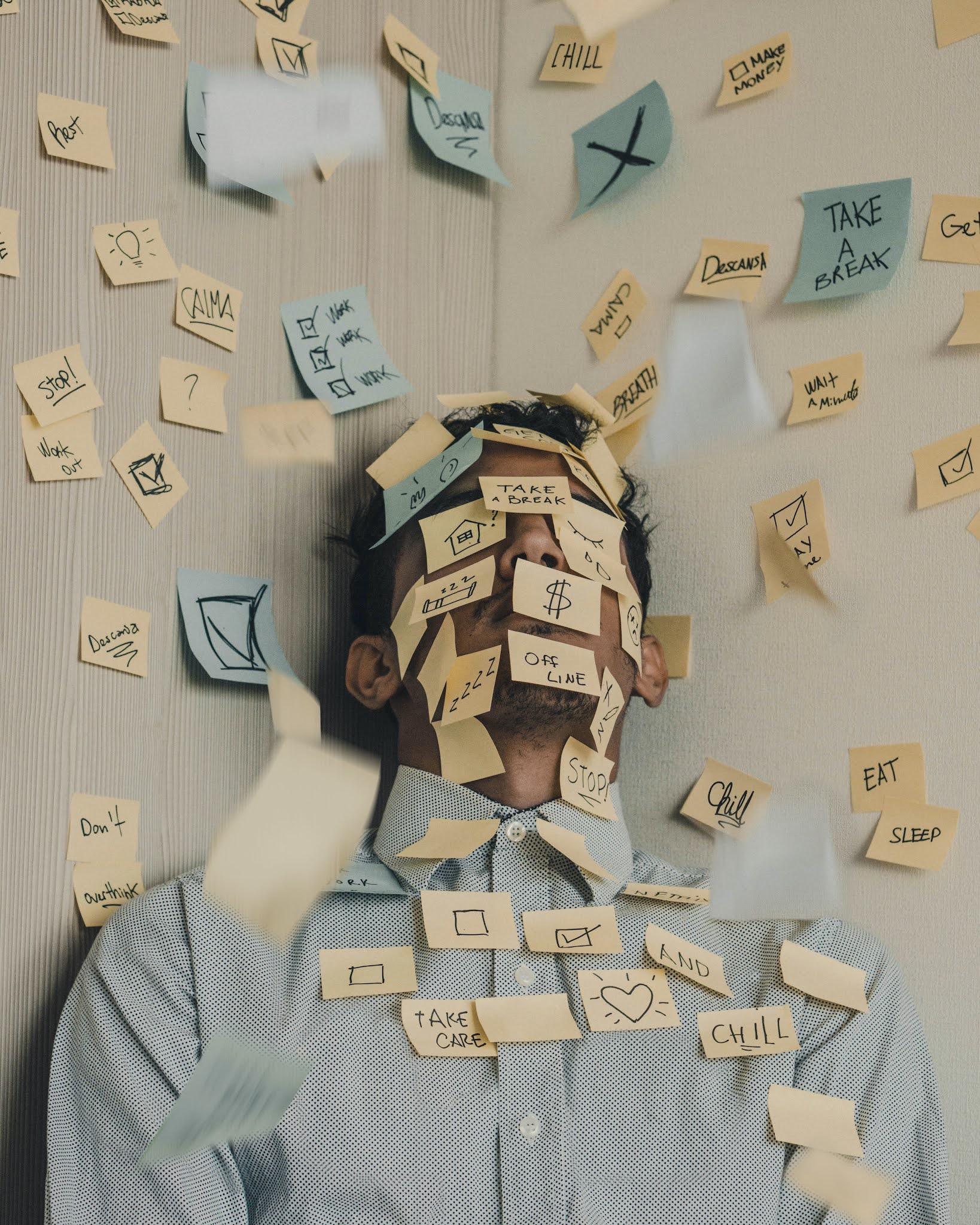 When You're Feeling Emotionally Overwhelmed