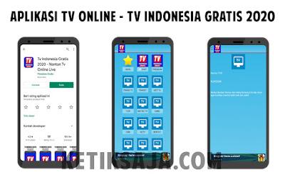 aplikasi tv online android terbaik