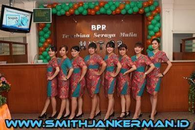 Lowongan PT. BPR Terabina Seraya Mulia Pekanbaru Juli 2018