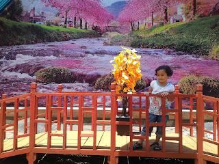 Rumah Terbalik, Pokland Haurwangi, termasuk 7 cluster wisata di Cianjur