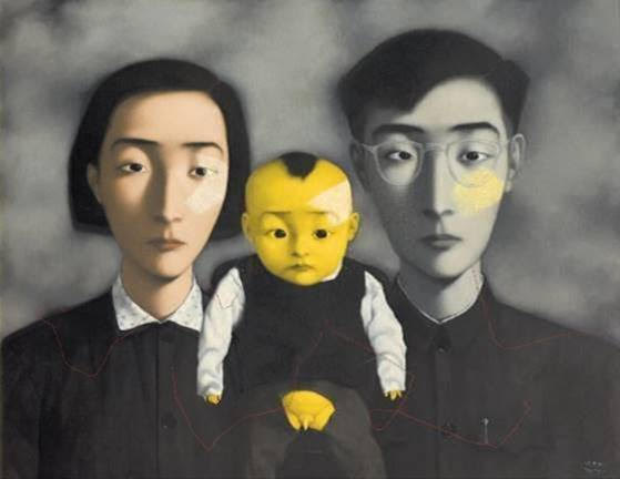 NEW WORLD AUCTION RECORD FOR ZHANG XIAOGANG