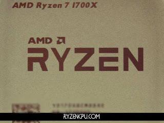 Ryzen 7 1700X