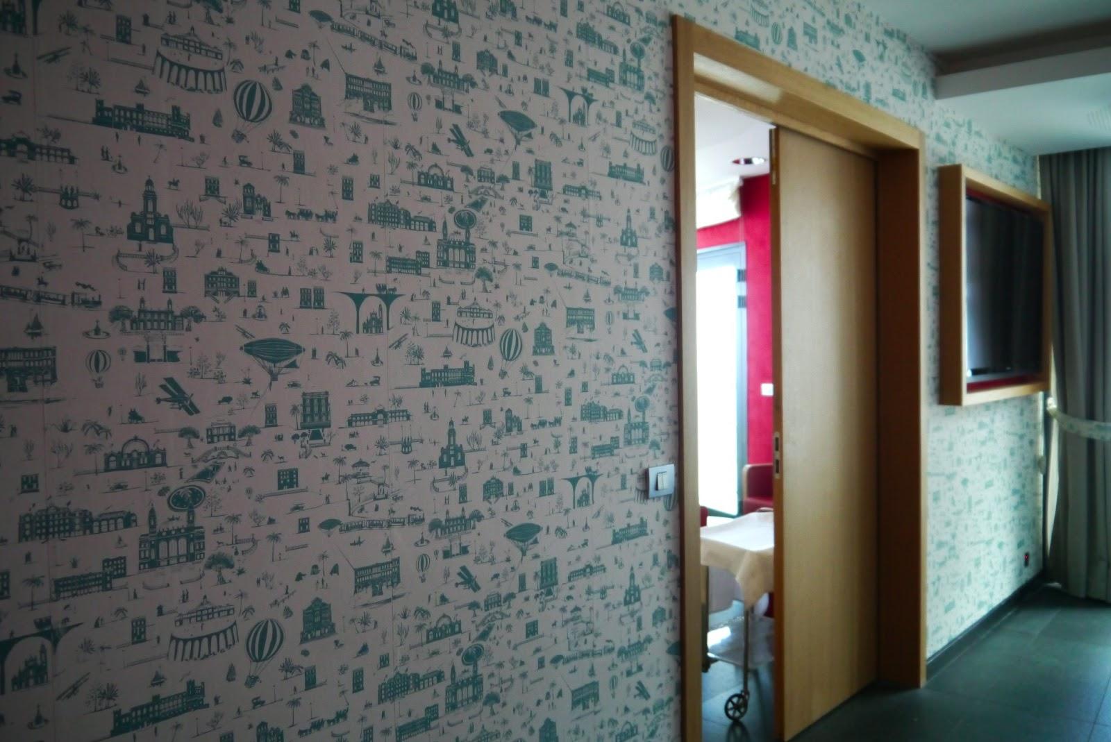 Papier Peint Pour Couloir Entrée