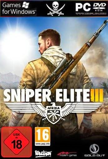 Download PC Games SNIPER ELITE 3 Full Repack Version