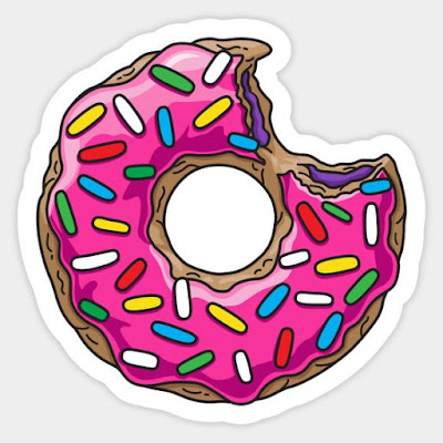 https://www.teepublic.com/sticker/1391365-you-cant-buy-happiness-but-you-can-buy-donuts